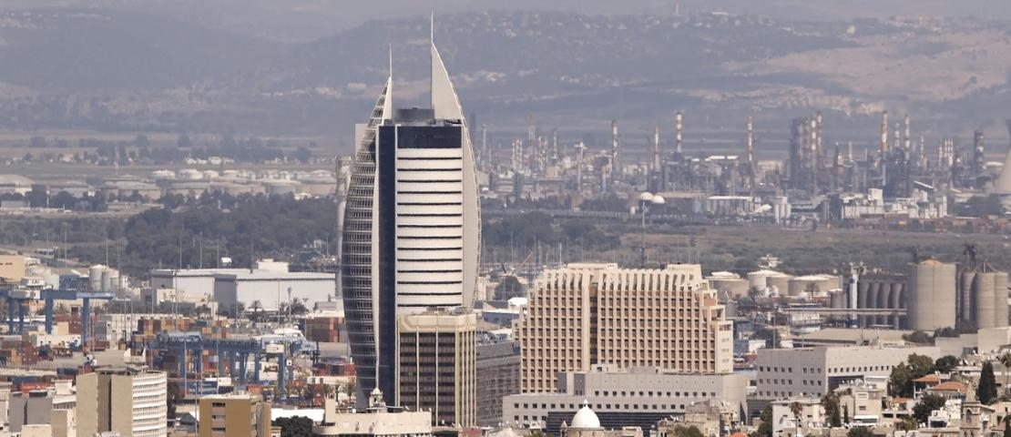 Крайот - развитие хайфского мегаполиса