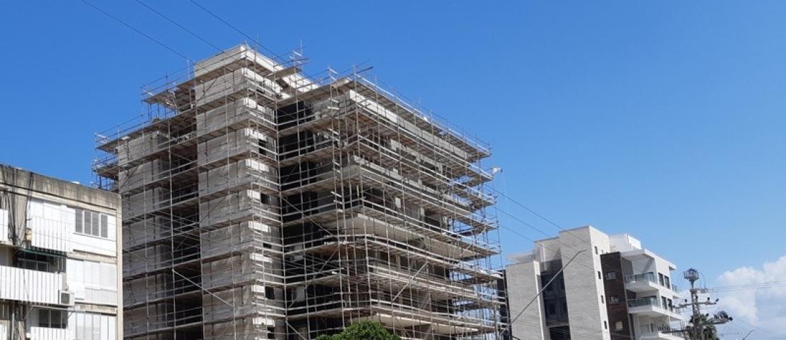 80 старых квартир в Кирьят-Хаиме и их ближайшее будущее