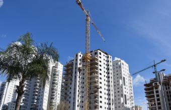 Новый строительный проект в Петах-Тикве