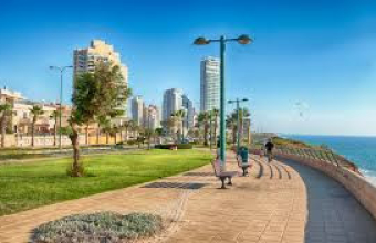 Обновление района Ахуза в Хайфе
